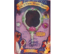 Disney's Beauty and the Beast  Magic Talk N View Mirror
